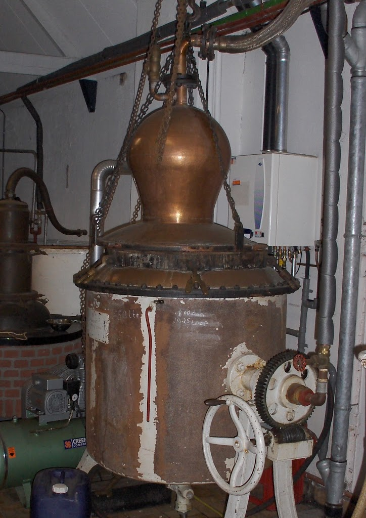 Destilleren met vergunning