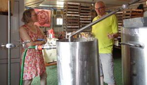 uitleg over het destillatieproces