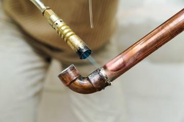 Oplossen van metalen bij destilleren in koper