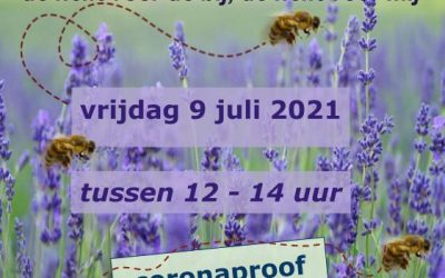 Doe mee met de Lavendel snoei actie!